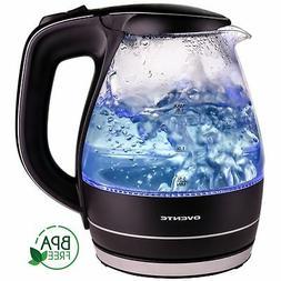 1.5L Glass Electric Kettle Tea Coffe Water Heater Boil-Dry P