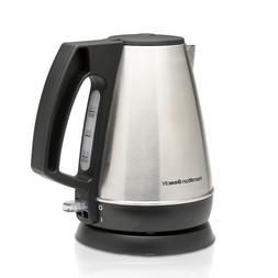 Hamilton Beach 1 Liter Electric Kettle, Tea and Hot Water He
