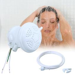 110V/120V Electric Shower Head Tankless Instant Hot Water He