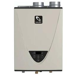 160 000 propane gas indoor condensing tankless