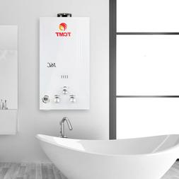 16L Natural Gas Water Heater Instant Boiler Tankless Water H
