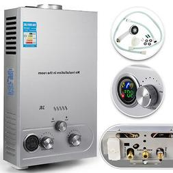 18L/4.8GPM Natural Gas Hot Water Heater 18L/Min Tankless 200
