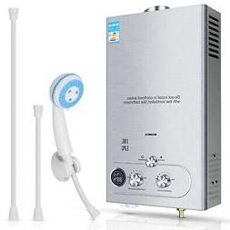18L 5GPM Natural Gas Hot Water Heater Instant Boiler On Dema