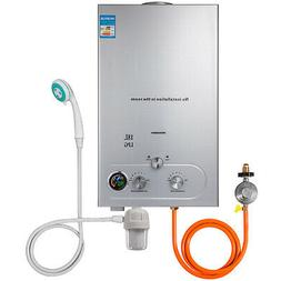 18L Hot Water Heater Upgrade Type Propane Gas 4.8 GPM On-Dem