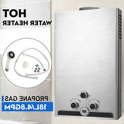 18L Natural Gas Hot Water Heater Instant Boiler On Demand Ta