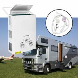 2 GPM 6L Portable Tankless Hot Water Heater RV's & Campers P
