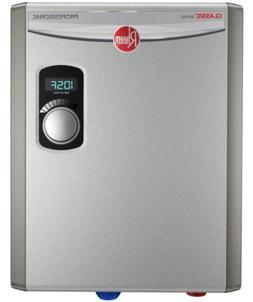 RHEEM RTEX-18 208/240VAC Electric Tankless Water Heater 1800