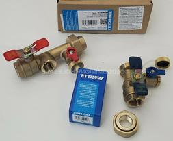 Watts 3/4 in. Lead Free Copper Tankless Water Heater Valve I