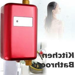 3000w 110v instant electric mini water heater
