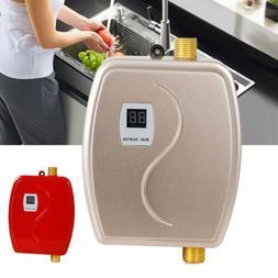 3000w 110v mini instant electric tankless hot