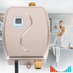 3000w tankless electric water heater instant hot