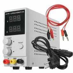 30V 10A Dual Digital Display Adjustable Digital Regulated DC