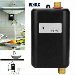 3800w 110v tankless instant electric hot water