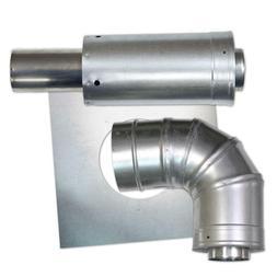 """Rheem 3x5"""" Horizontal Stainless Steel Tankless Water Heate"""