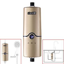 240V 4 Power Levels  Instant Electric Hot Tankless Water Hea