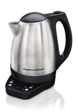 Hamilton Beach 40996 Programmable 1.7 L Kettle