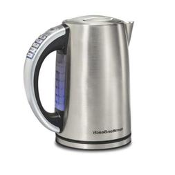 Hamilton Beach 41020 Electric Kettle 1.7 L Stainless Steel