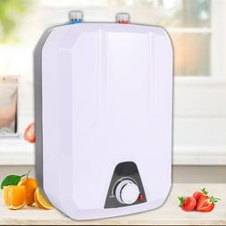 8L Instant Electric Hot Water Heater 1500W Shower Water Boil