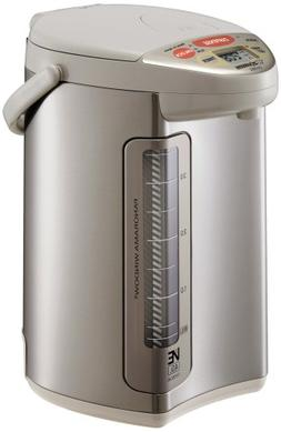 Zojirushi CV-DSC40 VE Hybrid Water Boiler and Warmer, Stainl
