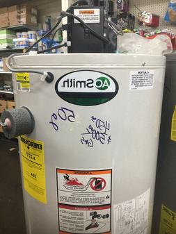 AO SMITH WATER HEATER Natural GAS 50 gal