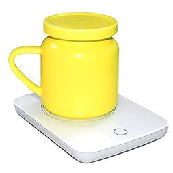 Coffee Mug Warmer For Desk Auto Shut Off Beverage Warmer- fo