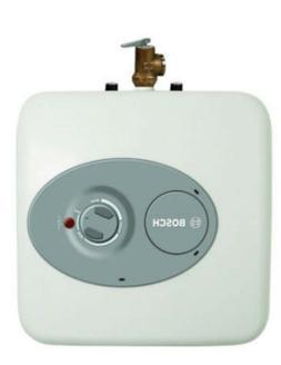 Bosch Electric Mini-Tank Water Heater Tronic 3000T ES4 ~ 4 G