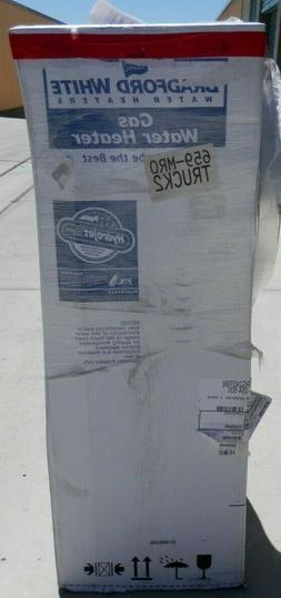 Bradford White RG240T6N 40 Gallon Tall Vent Water Heater Nat