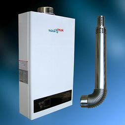 BRAND NEW DIRECT VENT NATURAL GAS TANKLESS WATER HEATER  3.7