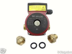 MISOL 220v Brass circulation pump 3 speed,for solar water he