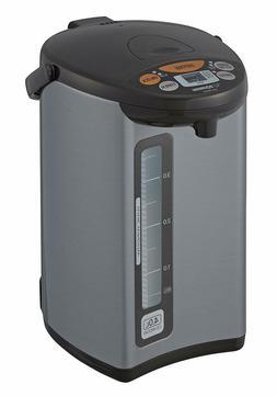 Zojirushi CD-WCC40 Micom 4-Liter Water Boiler and Warmer, Si