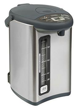 Zojirushi CD-WHC40XH Micom Water Boiler & Warmer, 135 oz, St