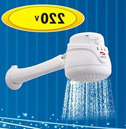 CORAL MAX 220 Volt Electric Instant Hot Water Shower Head He