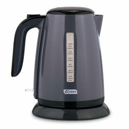 Dash DEZK003GY Easy Electric Kettle + Water Heater with with