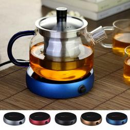 Electric Heating Coasters Water Heater Portable Desktop Coff