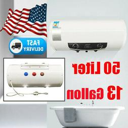 Electric Hot Water Heater Warmer Tank Home House Bathroom Sh