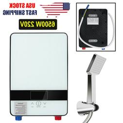 Electric Instant Tankless Hot Water Heater Boiler Bathroom S