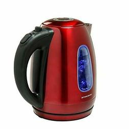 Ovente Electric Kettle, Cordless Tea and Water Heater, Autom