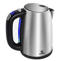 Posame Electric Kettle Cordless Digital Variable Temperature