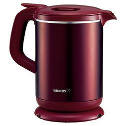 Zojirushi electric kettle  Metallic Red CK-AW10-RM