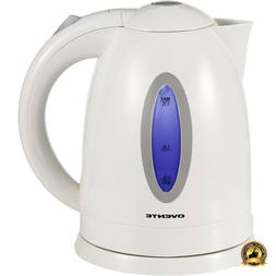 electric kettle tea pot cordless coffee water