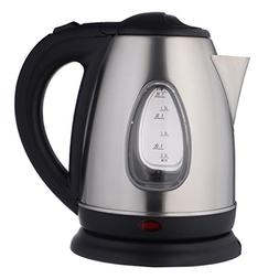 Giantex 1500W 1.8 Liter Electric Kettle Tea Hot Water Boiler