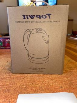 Topwit Electric Kettle Water Heater Boiler, 2 Liter Stainles