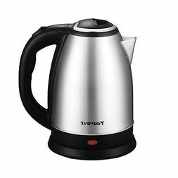 Topwit Electric Kettle Water Heater Boiler Stainless Steel C