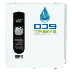 Electric Tankless Instant On-demand Hot Water Heater Eco Sma