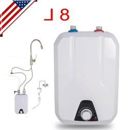Portable Electric Instant Hot Water Heater 55℃-- 75℃ Bat