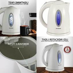 Electric Tea Kettle Fast Heating Kitchen Pot Water Heater Bo