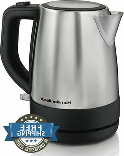 electric tea kettle stainless steel tea pot