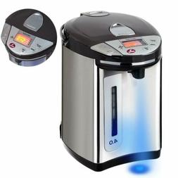 Secura Electric Water Boiler and Warmer 4-Quart w/ Night lig