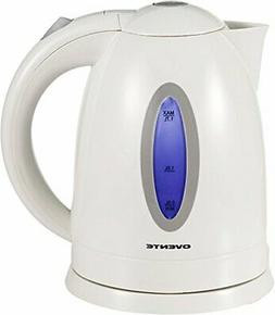 Ovente Electric Water Kettle 1.7 Liter with LED Indicator Li