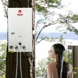TC-Home Natural Gas 16L Digital Display 4.2 GPM 32 KW Instan